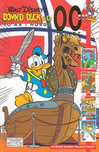 Cover Thumbnail for Donald Duck & Co 70 år i Norge (Hjemmet / Egmont, 2018 series) #6 - 00-tallet