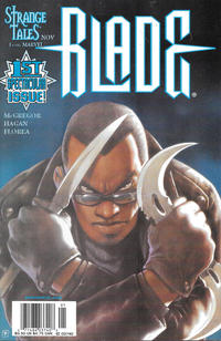 Cover Thumbnail for Blade (Marvel, 1998 series) #1 [Newsstand]
