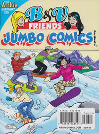 Cover Thumbnail for B&V Friends Double Digest Magazine (Archie, 2011 series) #266