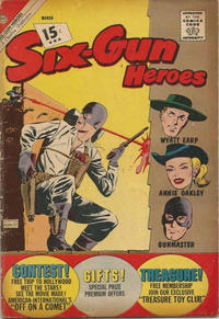 Cover for Six-Gun Heroes (Charlton, 1954 series) #67