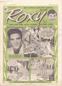 Cover Thumbnail for Roxy (Amalgamated Press, 1958 series) #21 October 1961 [189]