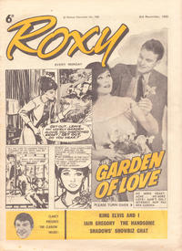 Cover Thumbnail for Roxy (Amalgamated Press, 1958 series) #3 November 1962 [243]