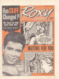 Cover Thumbnail for Roxy (Amalgamated Press, 1958 series) #31 August 1963 [286]