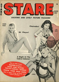 Cover Thumbnail for Stare (Marvel, 1951 series) #20