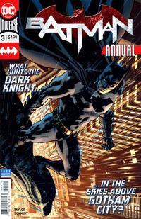 Cover Thumbnail for Batman Annual (DC, 2017 series) #3