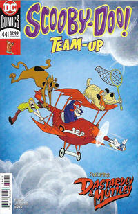 Cover Thumbnail for Scooby-Doo Team-Up (DC, 2014 series) #44