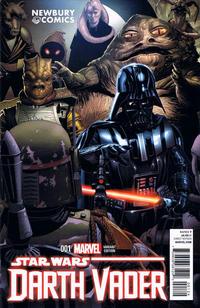 Cover Thumbnail for Darth Vader (Marvel, 2015 series) #1 [Newbury Comics Exclusive Salvador Larroca Variant]