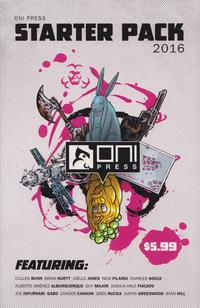Cover Thumbnail for Oni Press Starter Pack (Oni Press, 2016 series) #2016