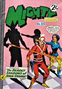 Cover Thumbnail for Mighty Comic (K. G. Murray, 1960 series) #35