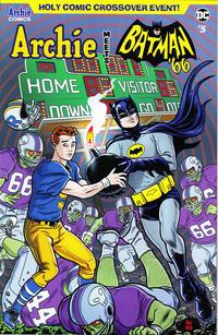 Cover Thumbnail for Archie Meets Batman '66 (Archie, 2018 series) #5
