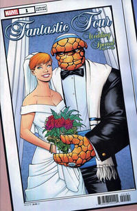 Cover Thumbnail for Fantastic Four Wedding Special (Marvel, 2019 series) #1 [Mike McKone Cover]