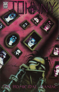 Cover Thumbnail for Johnny, the Homicidal Maniac (Slave Labor, 1995 series) #2 [First Printing]