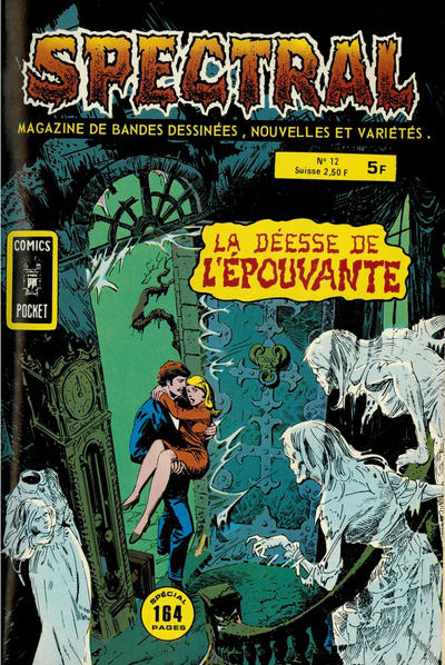 Cover for Spectral (Arédit-Artima, 1978 series) #12