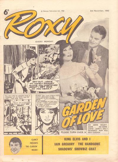Cover for Roxy (Amalgamated Press, 1958 series) #3 November 1962 [243]