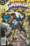 Cover for Adventures of Superman (DC, 1987 series) #428 [Newsstand]