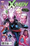 Cover Thumbnail for Astonishing X-Men (2017 series) #12 [Greg Land]