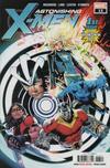 Cover Thumbnail for Astonishing X-Men (2017 series) #13 [Greg Land]