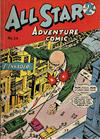 Cover for All Star Adventure Comic (K. G. Murray, 1959 series) #34