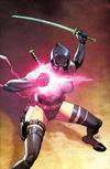 Cover Thumbnail for Astonishing X-Men (2017 series) #11 [Leinil Francis Yu 'Deadpool' Virgin Art]