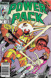 Cover for Power Pack (Marvel, 1984 series) #18 [Canadian]
