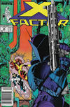 Cover for X-Factor (Marvel, 1986 series) #35 [Newsstand]