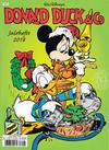 Cover for Donald Duck & Co julehefte (Hjemmet / Egmont, 1968 series) #2018