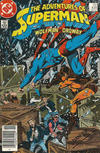 Cover for Adventures of Superman (DC, 1987 series) #434 [Newsstand]