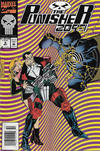 Cover for Punisher 2099 (Marvel, 1993 series) #9 [Newsstand]