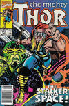 Cover Thumbnail for Thor (1966 series) #417 [Newsstand]
