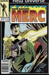 Cover Thumbnail for Mark Hazzard: Merc (1986 series) #11 [Newsstand]