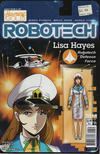 Cover for Robotech (Titan, 2017 series) #5 [Cover C - Blair Shedd 'Action Figure']