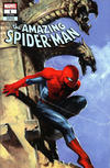 Cover for Amazing Spider-Man (Marvel, 2018 series) #1 (802) [Variant Edition - ComicXposure Exclusive - Gabriele Dell'Otto Cover]