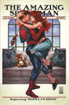 Cover Thumbnail for Amazing Spider-Man (2018 series) #1 (802) [Variant Edition - Comic Sketch Art Exclusive 'Secret Saturday Evening Post' Homage - Mark Brooks Cover]