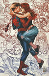 Cover Thumbnail for Amazing Spider-Man (2018 series) #1 (802) [Variant Edition - Comic Sketch Art Exclusive 'Secret Saturday Evening Post' Homage Concept Art - Mark Brooks Cover]