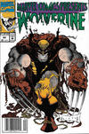 Cover Thumbnail for Marvel Comics Presents (1988 series) #92 [Newsstand]