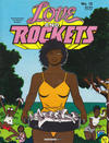 Cover for Love and Rockets (Fantagraphics, 1982 series) #12 [Second Printing]