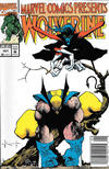 Cover for Marvel Comics Presents (Marvel, 1988 series) #101 [Newsstand]