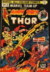 Cover for Marvel Team-Up (Marvel, 1972 series) #26 [British]