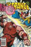 Cover for Doctor Strange, Sorcerer Supreme (Marvel, 1988 series) #44 [Newsstand]