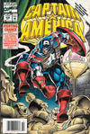 Cover for Captain America (Marvel, 1968 series) #432 [Newsstand]