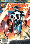 Cover for Captain America (Marvel, 1998 series) #1 [Newsstand]