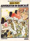 Cover for Advokaten in Dancalië (Casterman, 1982 series)