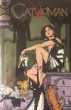 Cover Thumbnail for Catwoman (2018 series) #1 [SDCC 2018 Joëlle Jones Silver Foil Cover]