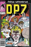 Cover for D.P. 7 (Marvel, 1986 series) #9 [Newsstand]