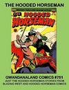 Cover for Gwandanaland Comics (Gwandanaland Comics, 2016 series) #781 - The Hooded Horseman