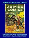 Cover for Gwandanaland Comics (Gwandanaland Comics, 2016 series) #787 - Jumbo Comics: Volume 22