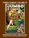 Cover for Gwandanaland Comics (Gwandanaland Comics, 2016 series) #789 - Jumbo Comics: Volume 24