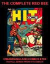 Cover for Gwandanaland Comics (Gwandanaland Comics, 2016 series) #794 - The Complete Red Bee