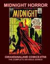 Cover for Gwandanaland Comics (Gwandanaland Comics, 2016 series) #798 - Midnight Horror