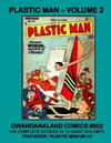 Cover for Gwandanaland Comics (Gwandanaland Comics, 2016 series) #802 - Plastic Man - Volume 2